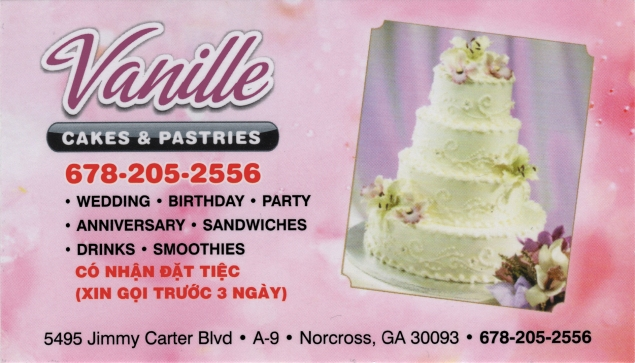 Business Card_Vanille Wedding Cakes_2