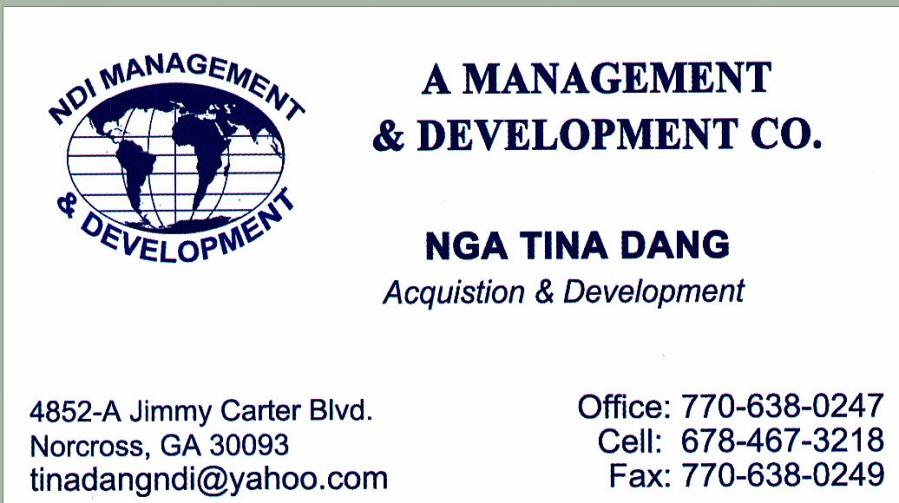 NDI_Management